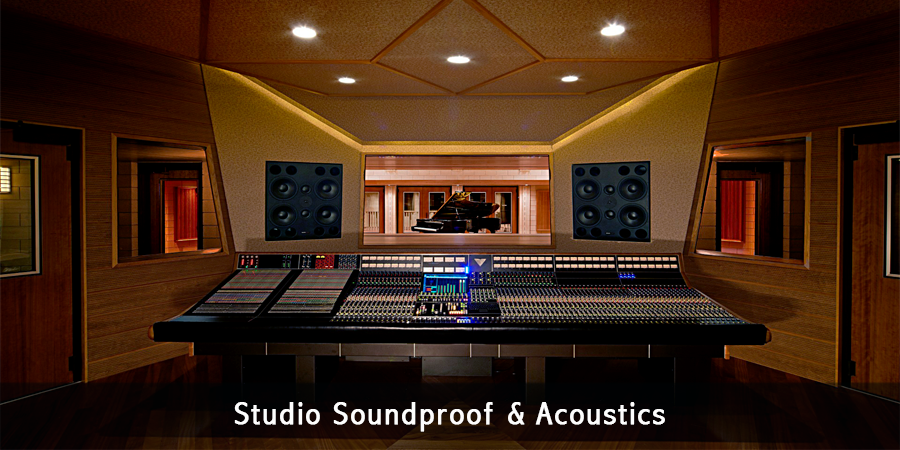 Studio-soundproof