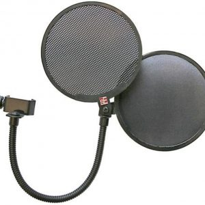 sE Electronics Dual Pro Mic Pop Shield