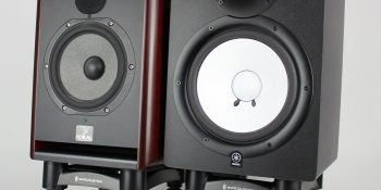 Isolation Pads for Studio Monitors